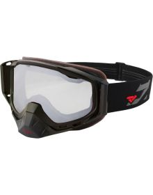 FXR 2019 Core Clear Snow Goggle Black/Charcoal