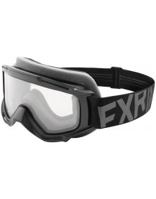FXR Throttle Youth Goggle Black Ops
