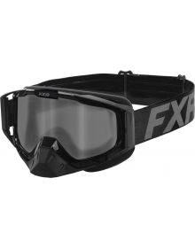 FXR Core Polarized Goggle Black Ops