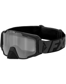 FXR Maverick Polarized Goggle Black Ops
