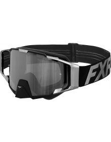 FXR 2020 Pilot LE MX Goggle Chrome
