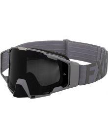 FXR 2020 Pilot MX Goggle Steel
