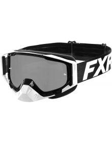 FXR 2020 Core MX Goggle Black/White