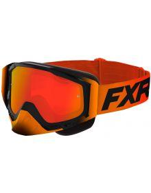 FXR 2020 Core MX Goggle Fire