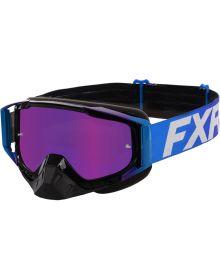FXR 2020 Core MX Goggle Haze