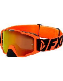 FXR 2020 Maverick MX Goggle Orange