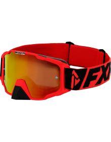 FXR 2020 Maverick MX Goggle Red