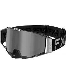 FXR Pilot LE Goggle Chrome