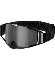 FXR Pilot LE Goggle Polarized Black