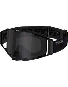 FXR Pilot Goggle Blackout