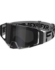 FXR Pilot Snow Goggle Steel