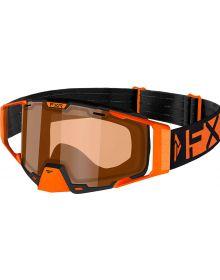 FXR Combat Goggle Orange