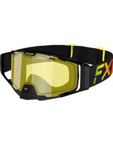 FXR Combat Goggle Sherbert