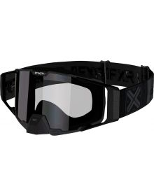 FXR Combat Goggle Black Ops W/Clear Lens