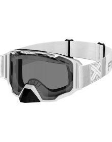 FXR Maverick Goggle White