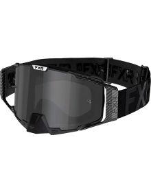 FXR 2021 Pilot Carbon MX Goggle Black Ops