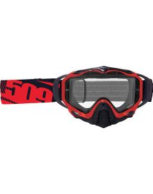 509 Sinister MX-5 Enduro Goggles Red