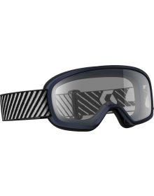 Scott Buzz Youth Goggle Blue W/Clear Lens