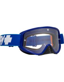 Spy Woot Goggles Revolution W/Clear Lens