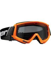 Thor 2020 Combat Sand Goggle Orange