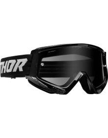 Thor Combat Racer Goggles Black/