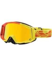 Castle X Trace Snow Goggles Matte Hi-Vis/Orange