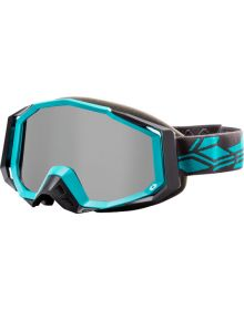 Castle X Trace Snowmobile Goggle Matte Turquoise