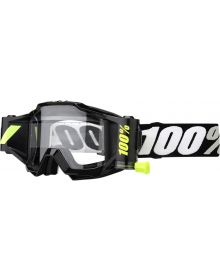 100% Accuri JR Youth Forcast WFS Goggles Tornado W