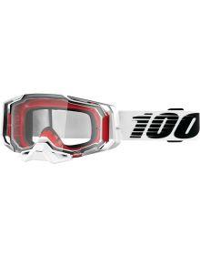 100% Armega Goggles Lightsaber W/Clear Lens