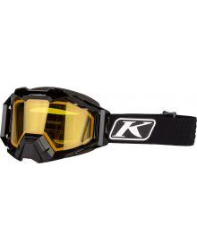 Klim 2021 Viper Pro Snow Goggle Elite Black W/Yellow