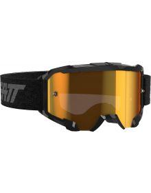 Leatt Velocity 4.5 Iriz Goggle Black/Bronze