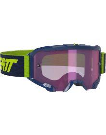 Leatt Velocity 4.5 Iriz Goggle Ink/Purple