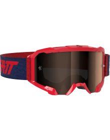 Leatt Velocity 4.5 Iriz Goggle Red/Platinum