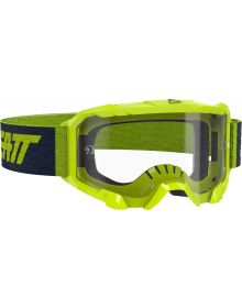Leatt Velocity 4.5 Goggle Neon Lime/Clear