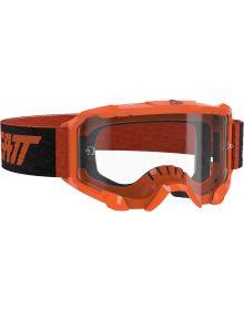 Leatt Velocity 4.5 Google Neon Orange/Clear