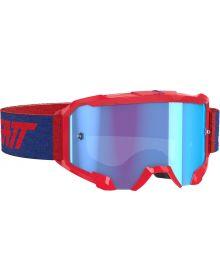 Leatt Velocity 4.5 Goggle Red/Blue