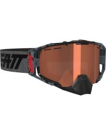 Leatt Velocity 6.5 SNX Snowmobile Goggle Brushed Rose