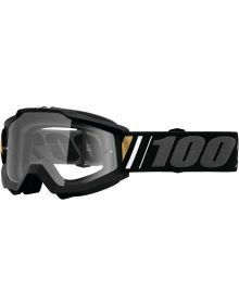 100% Accuri Goggles Off W/Clear Lens
