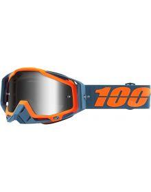 100% Racecraft Goggles Kilroy w/Silver Mirror Lens