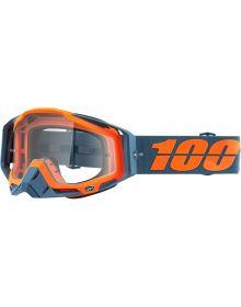 100% Racecraft Goggles Kilroy w/Clear Lens