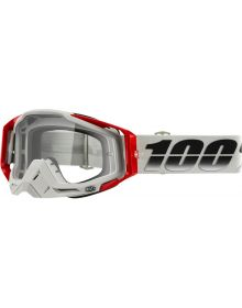 100% Racecraft Goggles Suez w/Clear Lens
