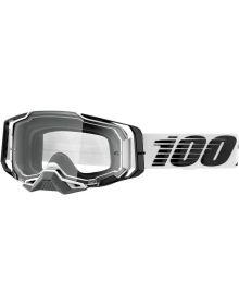 100% Armega Goggles Atmos W/Clear Lens