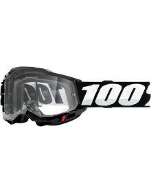 100% Accuri Gen2 Sand/OTG Goggles Black W/Photocromic Lens