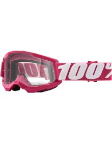 100% Strata Gen2 Youth Goggles Fletcher W/Clear Lens
