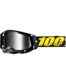 100% Racecraft Gen2 Goggles Arbis w/Silver Mirror Lens