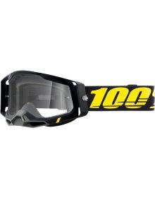 100% Racecraft Gen2 Goggles Arbis w/Clear Lens