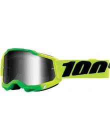 100% Accuri Gen2 Goggles Travis W/Silver Mirror Lens