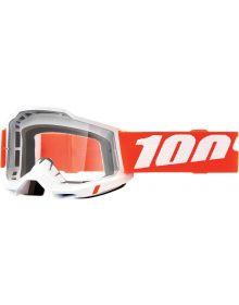 100% Accuri Gen2 Goggles Sevastopol W/Clear Lens