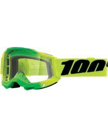 100% Accuri Gen2 Goggles Travis W/Clear Lens
