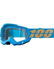 100% Accuri Gen2 Goggles Waterloo W/Clear Lens